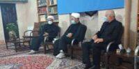 مدیران جهاد کشاورزی استان سمنان با حجت الاسلام مطیعی دیدار کردند.